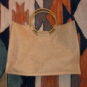 Handbags - Beach bag or purse!